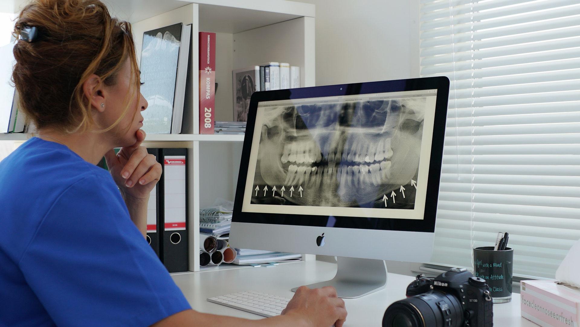 Behandelplan door de tandarts